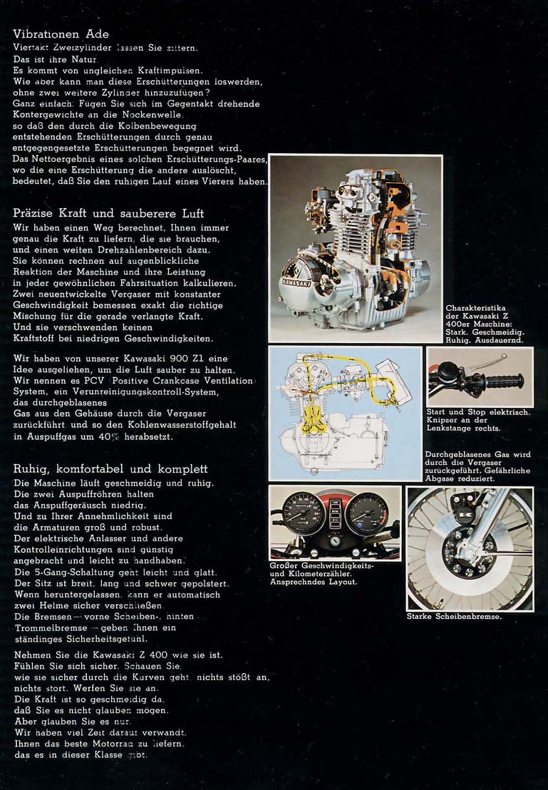 Index of /KZ400440 ads bilder/1975 Z400 German/