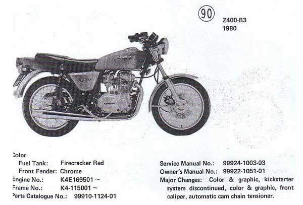 kz400 c0m